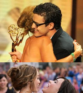 Cute celebrities: Stars who love a cuddle