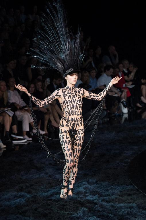 Louis Vuitton Parigi Fashion Week primavera estate 2014