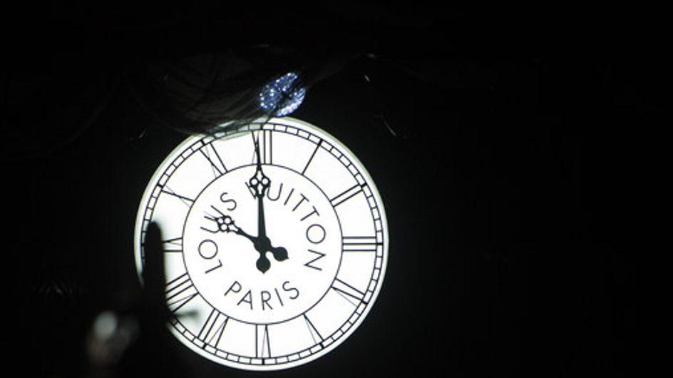 Louis Vuitton, un petit tour et puis s'en va