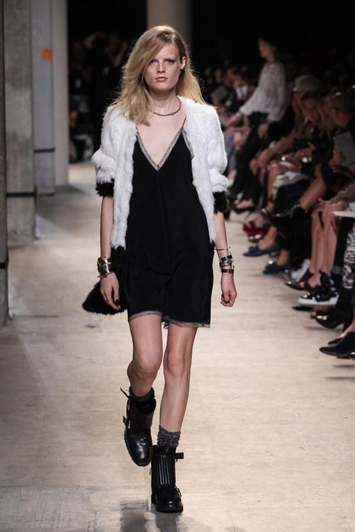 Zadig & Voltaire Parigi Fashion Week primavera estate 2014