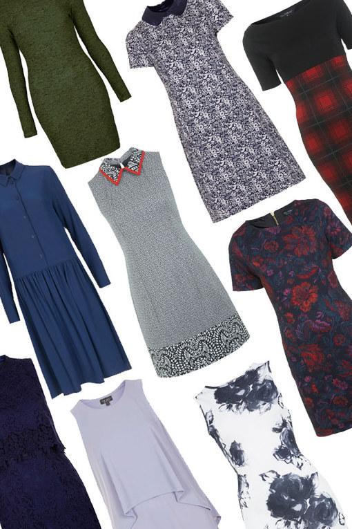 30 work dresses: 9 til 5 fashion