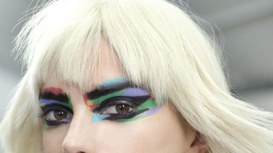 Highlights vom Laufsteg: Die Make-ups & Frisuren der Fashion Weeks