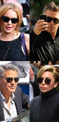 Celebrities fighting with paparazzi