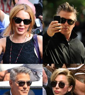 Celebrities fighting with paparazzi