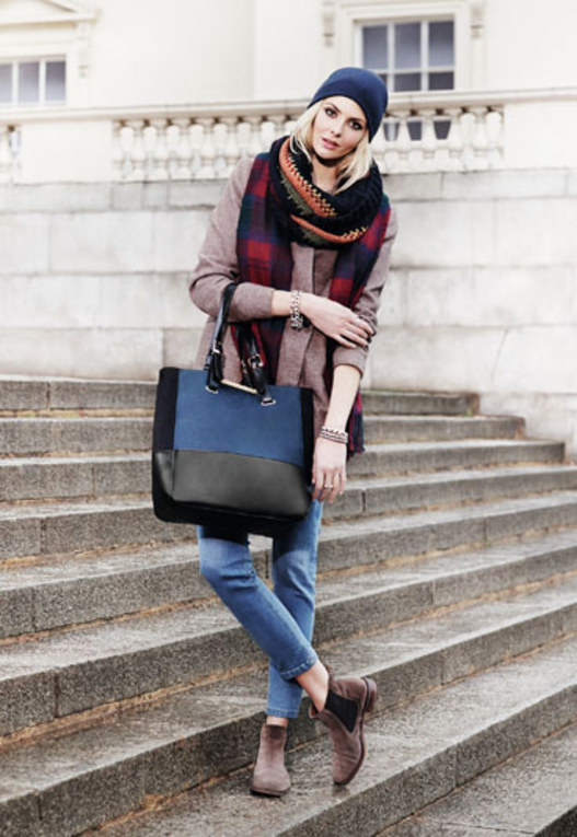 Die schönsten Mützen, Schals und Handschuhe