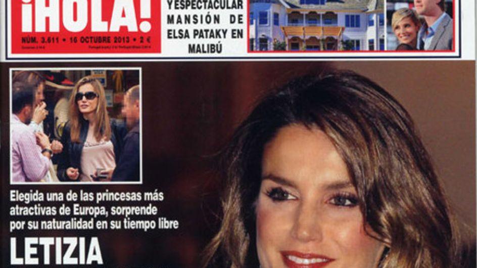 Las portadas de las revistas: Octubre semana 2