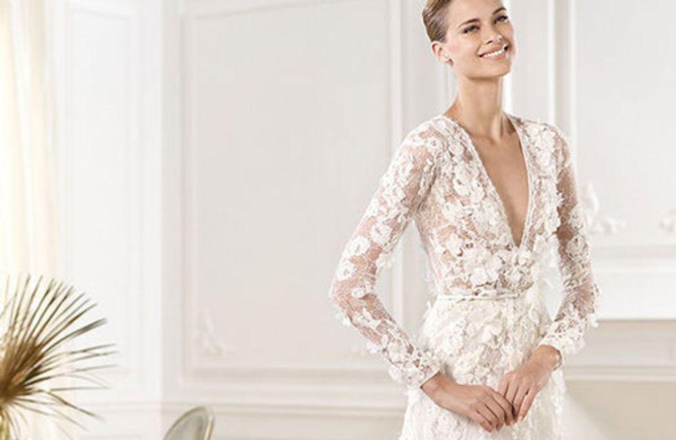 Vestidos de novia 2014: ¿cuál será el tuyo?