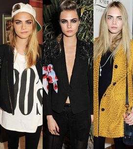Cara Delevingne Style File: Her Fashion Highlights