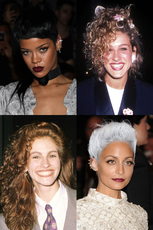 The worst celebrity hairstyles of all time: Bad celebrity hair