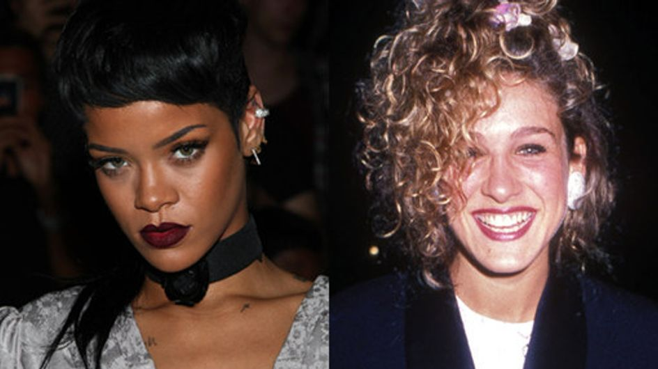 The worst celebrity hairstyles of all time