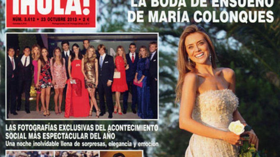 Las portadas de las revistas: Octubre semana 3