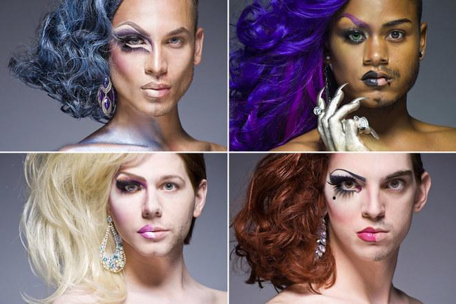 Half-Drag: la dualità dei gender secondo Leland Bobbé