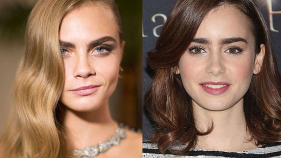 The best celebrity hair: Hairstyle awards 2013