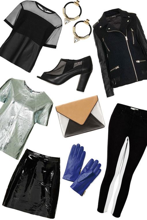 Leather lovin': The hottest top to toe fashion classics ever