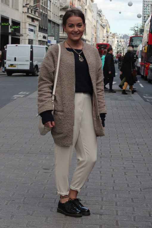London Street Style October 2013