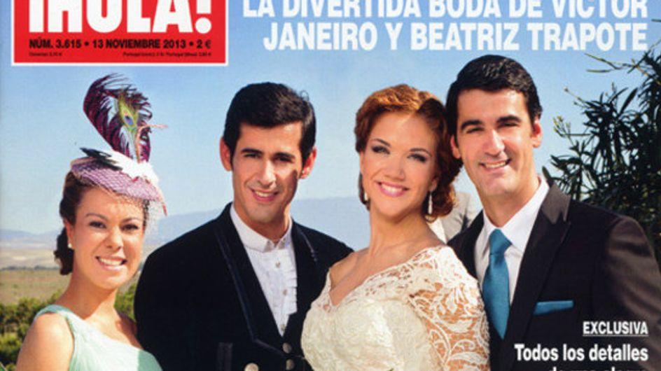 Las portadas de las revistas: Noviembre semana 1
