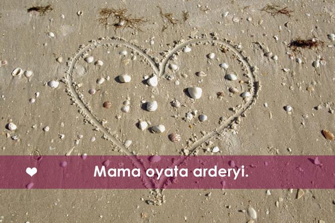 Dich türkisch ich lieb 51+ Türkisch