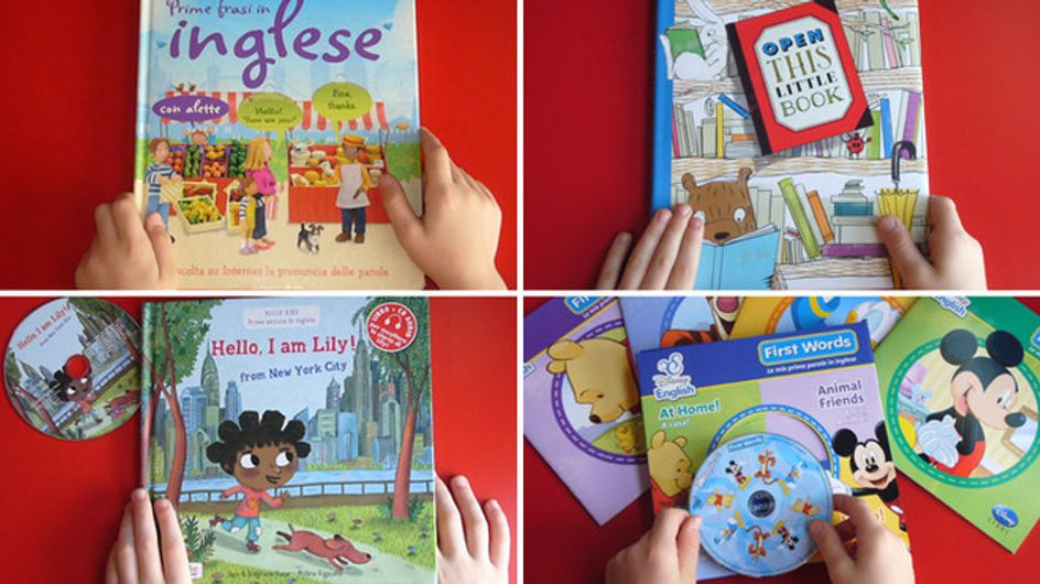 10 libri per insegnare l'inglese ai bambini