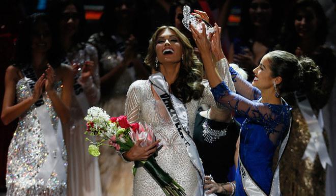 Y la ganadora es... ¡Miss Venezuela!