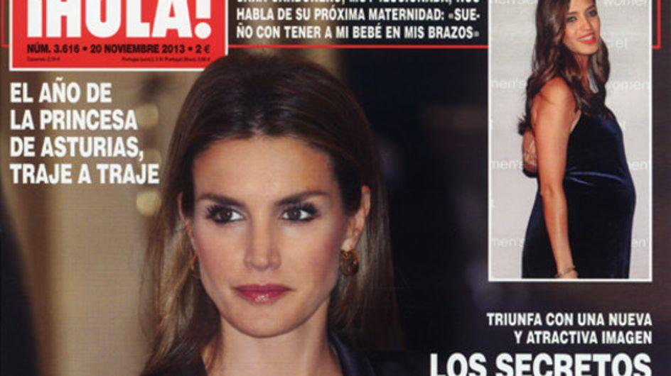 Las portadas de las revistas: Noviembre semana 2