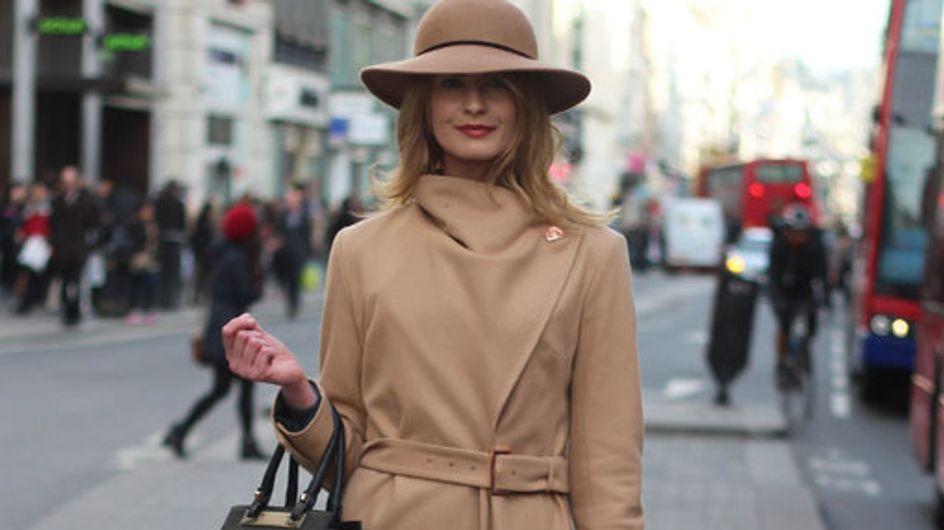 Streetstyle London: Die Fashionistas wappnen sich für den Winter