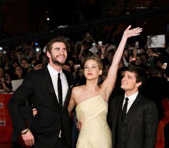 Jennifer Lawrence conquista Roma