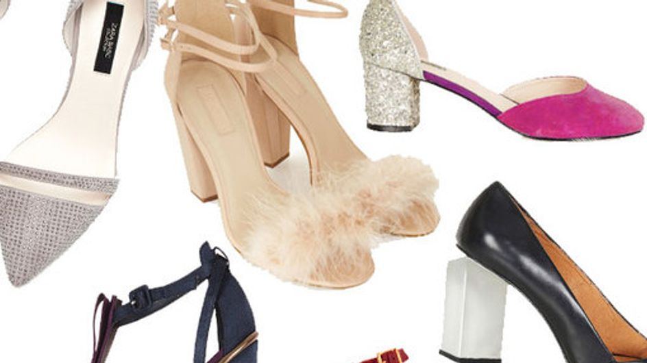100 party heels: Dancing shoes