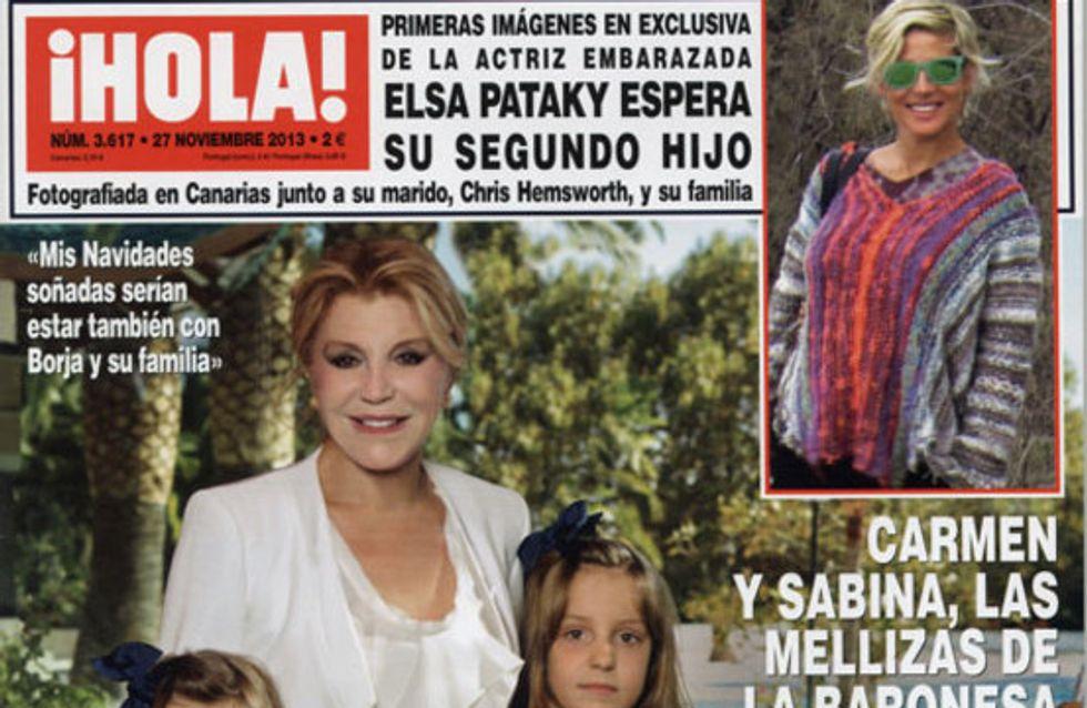 Las portadas de las revistas: Noviembre semana 3