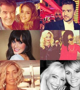 Star social-addicted: le celebrities pazze di Instagram