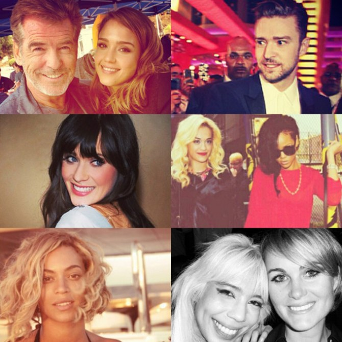 Star social-addicted: le celebrities pazze di Instagram!