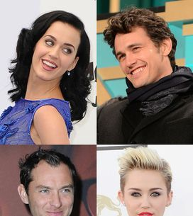 Celebrities in drag: Gender bending stars