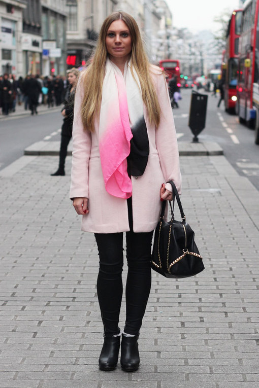 London Street Style November 2013