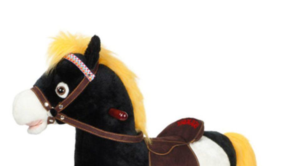 Aufgesattelt! Die schönsten Schaukeltiere von Pony bis Rennmaus
