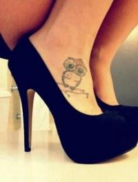 Wie Schmerzhaft Ist Dieses Tattoo Auf Dem Fußrücken