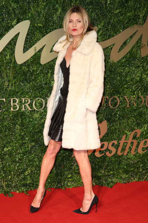British Fashion Awards 2013