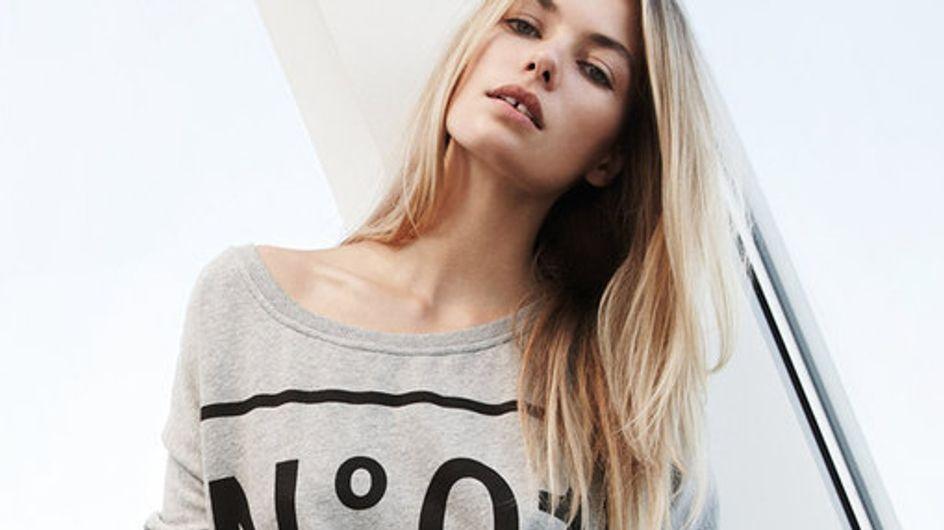 Lässiges Must-have! Das Sweatshirt bleibt unser Style-Liebling