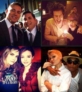 Melhores amigos famosos: as celebridades que são BFF's