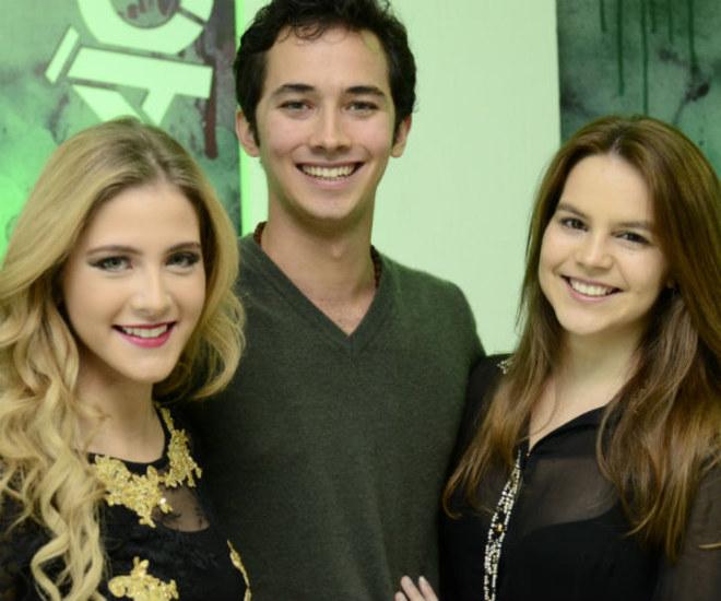 Malhação: Sofia, Ben e Anita