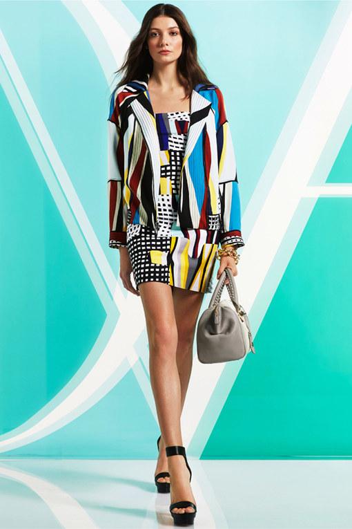 Diane Von Furstenberg pre-collezione autunno 2014