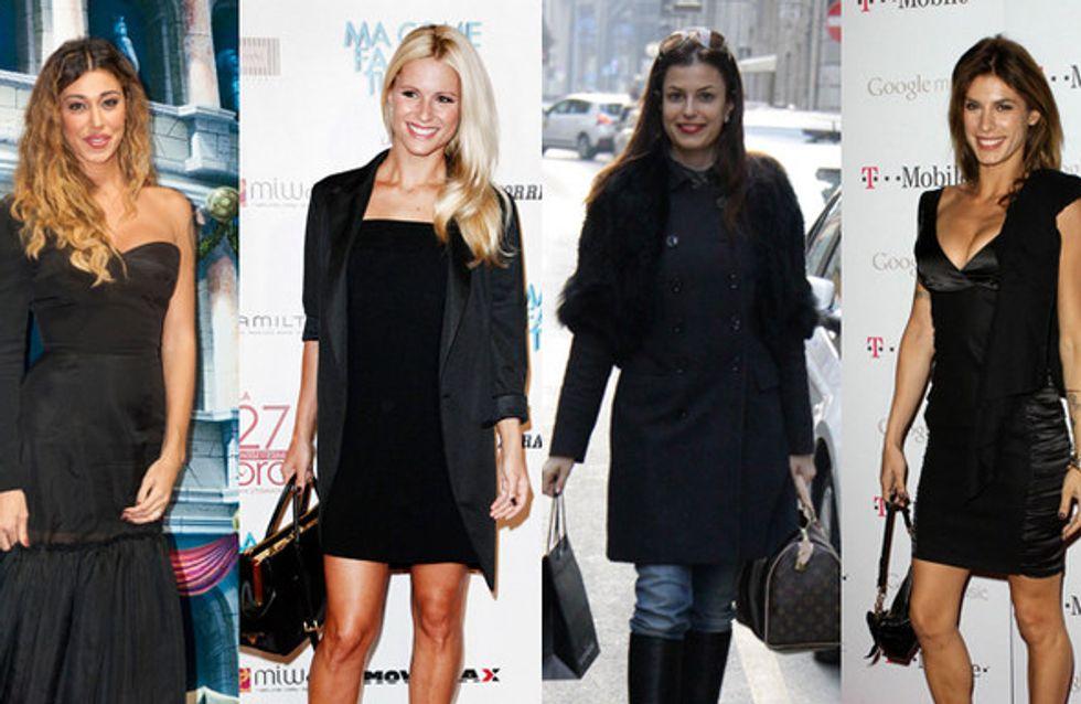 Le star italiane più cliccate del 2013