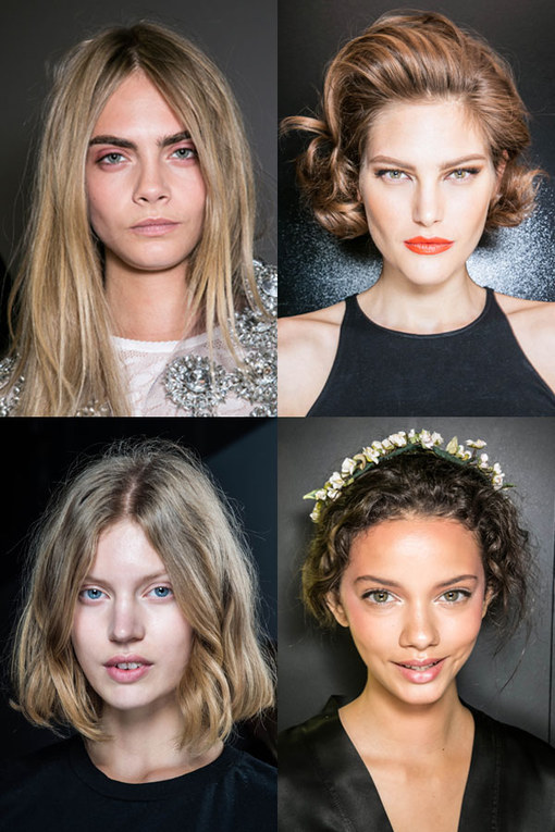 The biggest hairstyle trends for 2014