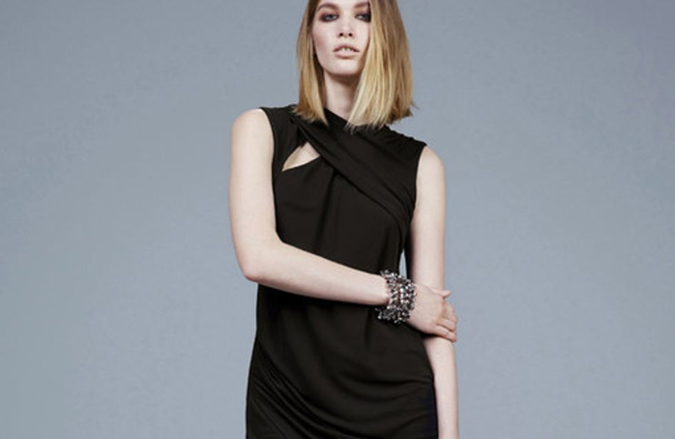 Versace: pre-fall 2014
