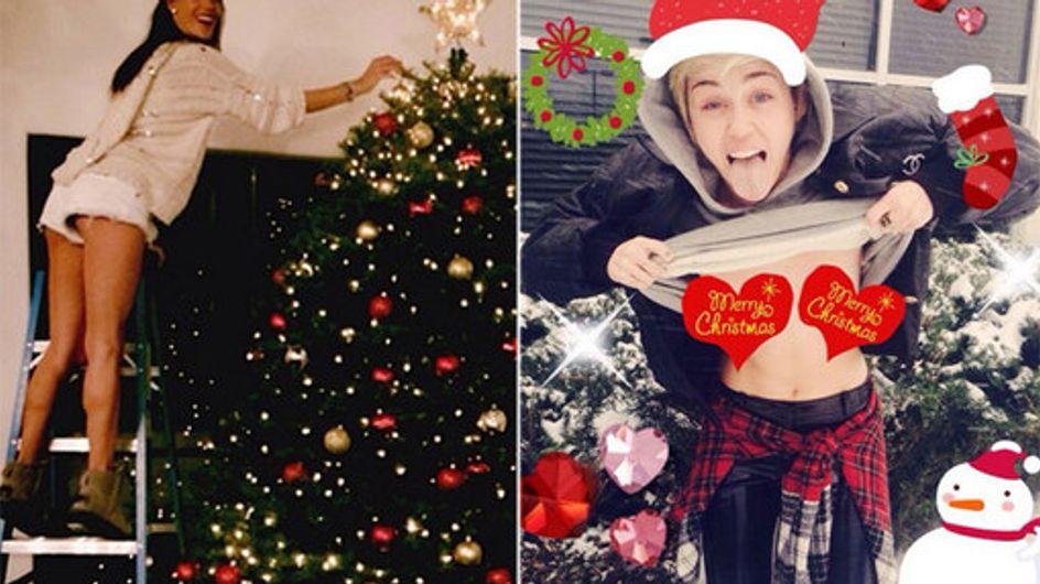 Ho, ho, ho! So wild feiern die Stars Weihnachten!