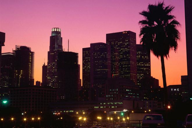 Los Angeles, la décontractée