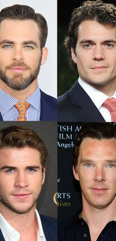 The hottest actors of all time