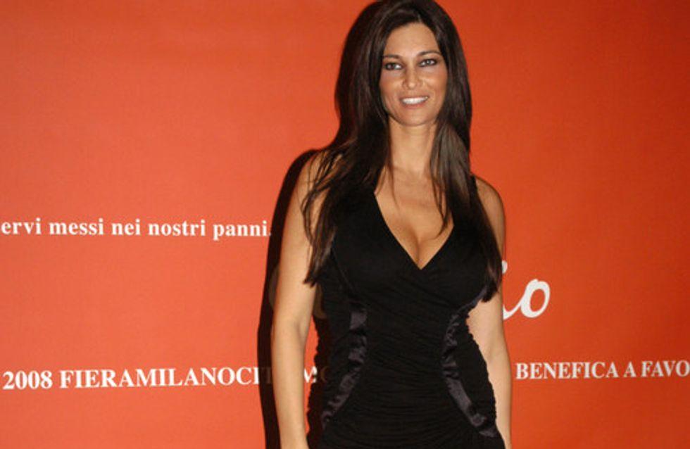 Manuela Arcuri, da sexy star a futura mamma