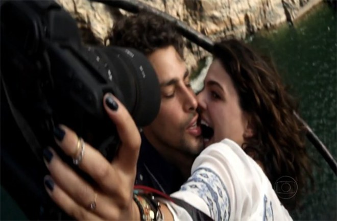 Amores Roubados: Leandro e Antonia