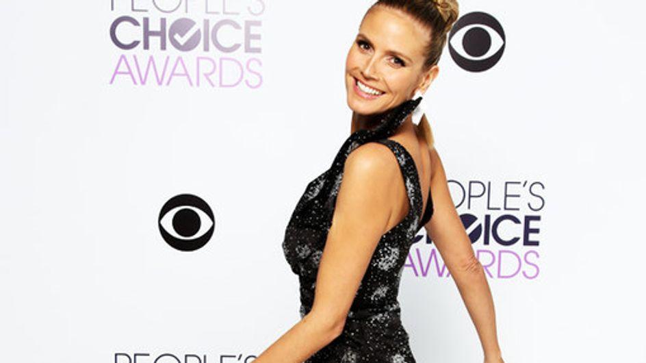La alfombra roja de los People's Choice Awards 2014