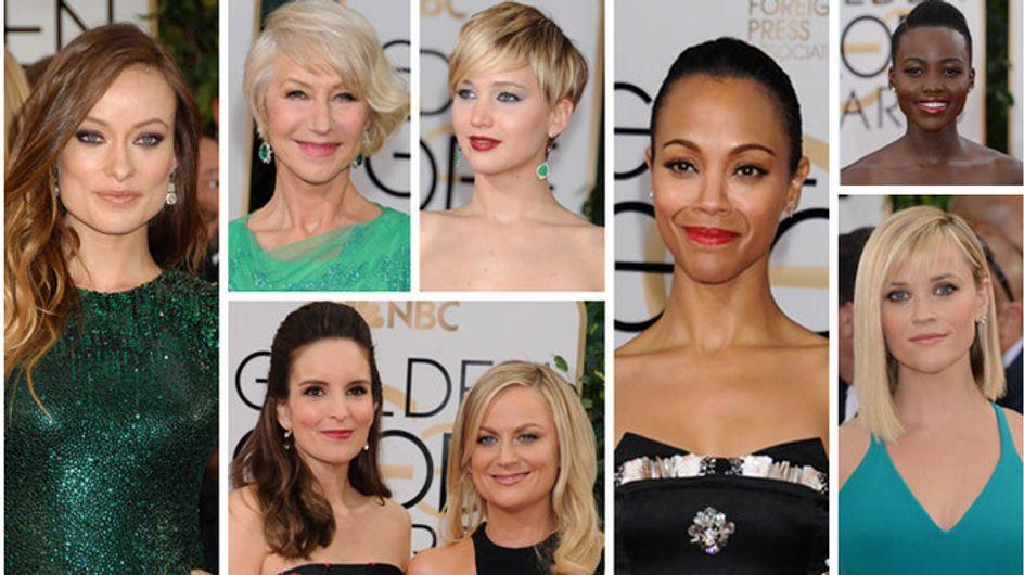 Golden Globes 2014: i look delle star sul Red Carpet