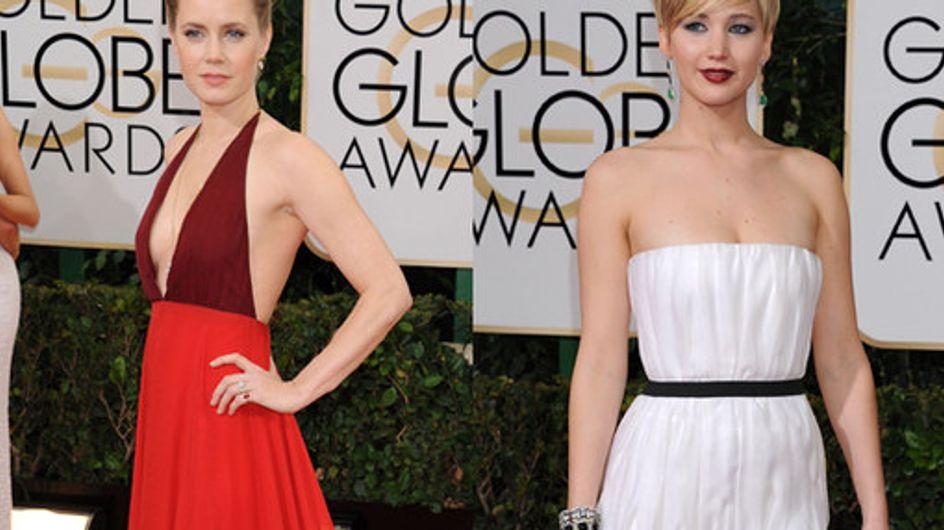 Golden Globes: il red carpet delle star